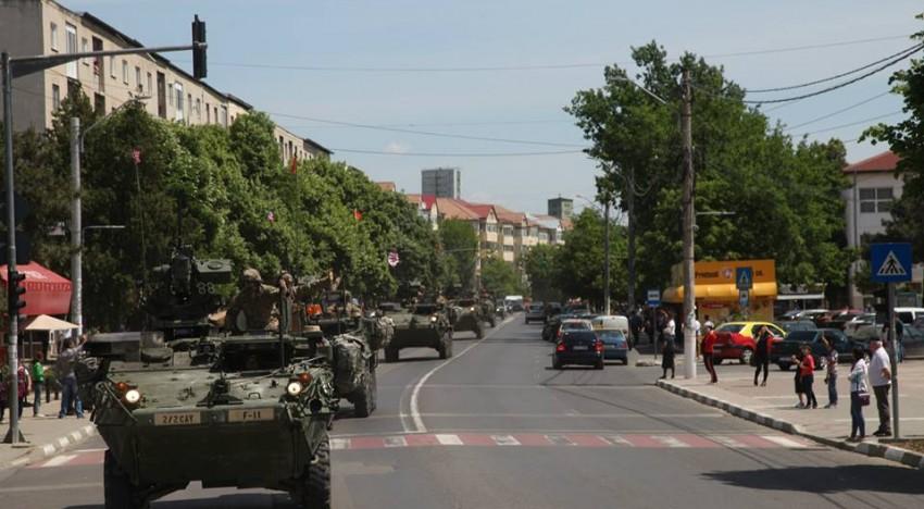 3 – 24 iunie, Saber Guardian 2019 – exercițiul militar multinațional se va desfășura și în România