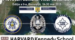 """Totul despre: """"Securitate în Regiunea Mării Negre. Provocări comune, viitor sustenabil""""- Program organizat de Academiile Naționale de Informații ale României și SUA împreună cu Universitatea Harvard"""