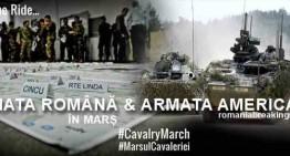 Video:Batalionul 17 Vanatori de Munte al Armatei Române și Regimentul 8 Infanterie Marină a Armatei SUA, camarazi de arme în Carpați