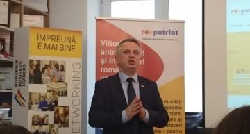 O șansă pentru relansarea economică în România. Proiectul Re>patriot