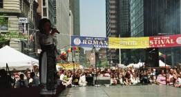 România, sărbătorită în inima New York-ului! Singura țară din lume care își serbează ziua pe celebrul bulevard Broadway promovând cultura română