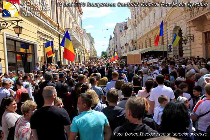 Sprijin important pentru românii din regiunea Cernăuți. Senatorii români vin în vizită pentru discuții, donații de carte și calculatoare