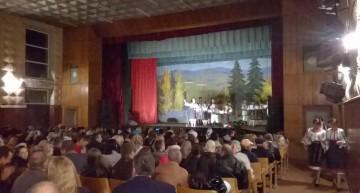 Foto/Video: Românii din Herța, există! Simt și gândesc românește în continuare