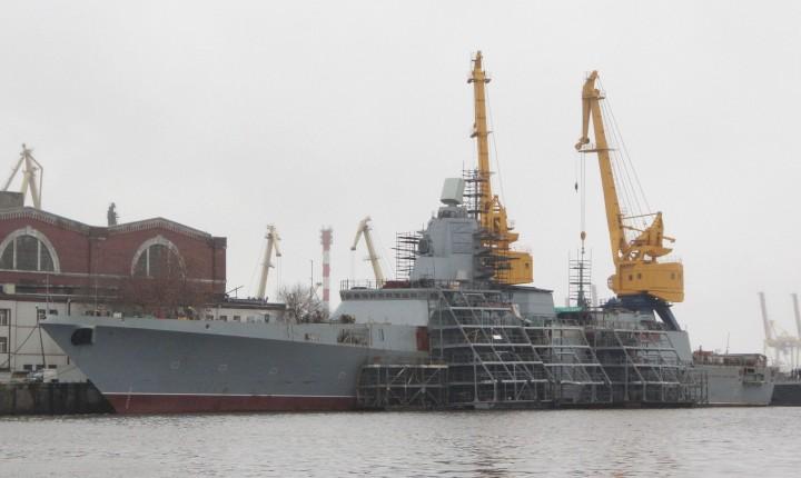 Project 22350: Admiral Sergei Gorshkov
