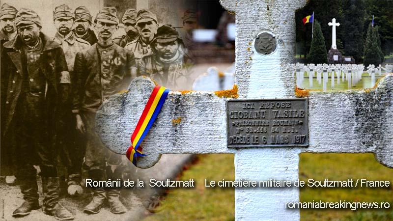 Diaspora română din Paris. De 9 mai, Onor Reginei Maria și soldaților români de la Soultzmatt