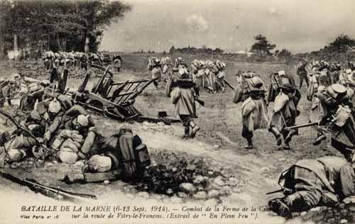Batalia-de-pe-Marna 1914
