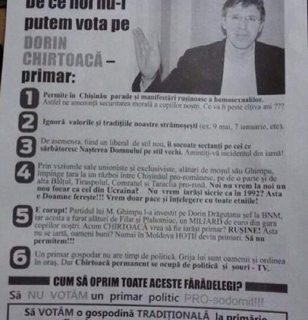 """Scandalos! La umbra """"Mitropoliei Chișinăului și a toată Moldova"""", supusă Rusiei, campanie anti – Chirtoacă"""
