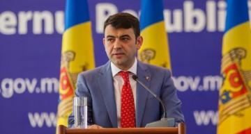 """Premierul R. Moldova, Chiril Gaburici demisionat!  """"gest fără precedent"""""""