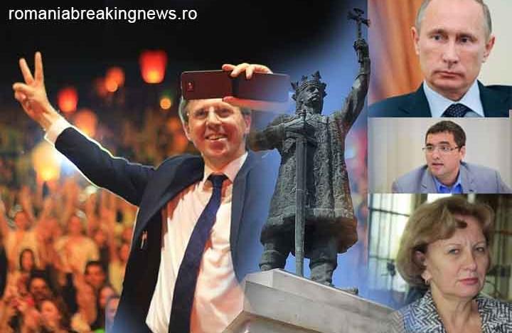 CHRTOACĂ, mesaj pentru Moscova și FSB via Usatîi cu referire la sabia lui Ștefan cel Mare