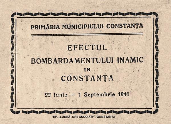 Constanta - Bombardament 1