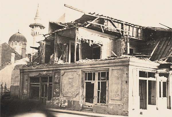 Constanta - Bombardament 14