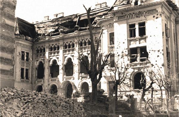 Constanta - Bombardament 15