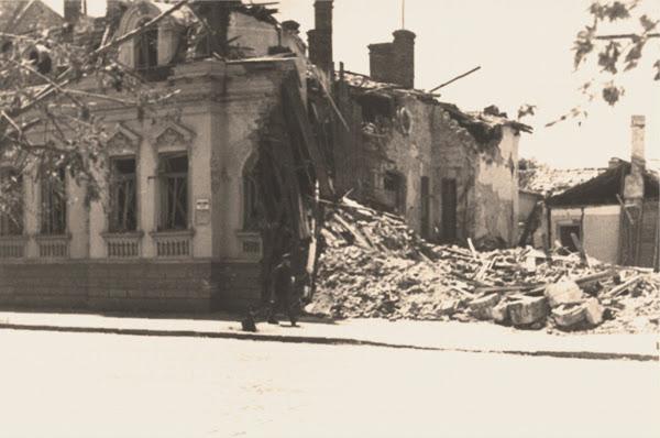 Constanta - Bombardament 2