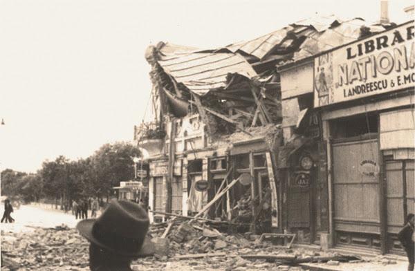 Constanta - Bombardament 7