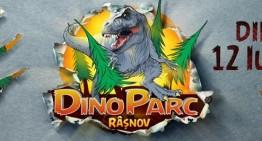 România are cel mai mare parc de dinozauri din SE-ul Europei – Dino Parc Râjnov