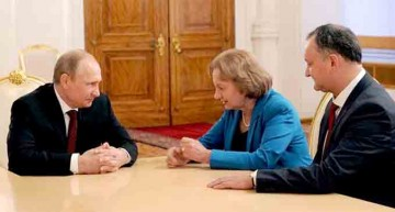 Semn de sciziune? Zinaida Greceanîi (Partidului Socialiștilor lui Igor Dodon) nu este de acord cu achitarea de către RM a datoriei de 6 miliarde EURO a regiunii transnistrene la Gazprom