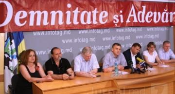 """R. Moldova! Să spunem """"PA"""" platformei """"DA""""! -editorial de Ion Mischevca"""