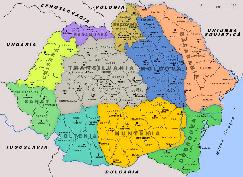 Romania_1918-1940
