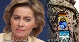 """Bundeswehr – Ursula von der Leyen: """"Pentru că suntem bine pregătiți, nu va exista o agresiune rusească"""""""