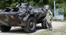 Evaluarea națională a forțelor terestre române, puse la dispoziția Grupului de Luptă al Uniunii Europene HELBROC.