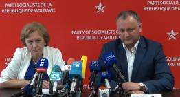 """Președintele Igor Dodon atacă din nou România și pe cei care doresc reunirea celor două state românești: """"niște lepădături"""""""