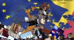 """R. Moldova. La Ungheni în P-ța Independenței, spectacol în cadrul proiectului """"Identitate Culturală-Patrimoniu European"""", menit a promova patrimoniul cultural comun românesc"""