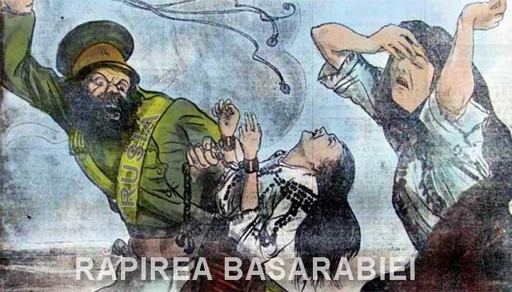 ISTORIE CENZURATĂ! DOVEZI ALE (IN)AMICIȚIEI RUSEȘTI LA ADRESA NEAMULUI ROMÂNESC