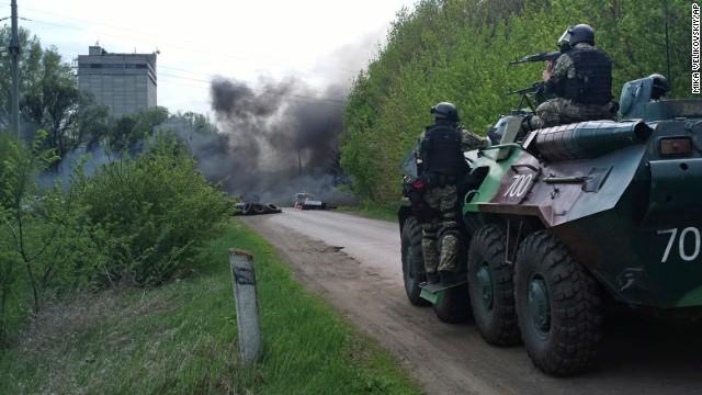 Tot Rusia acuză Ucraina de agresiune armată, iar KGB Transnistria se teme de un atac ucrainean