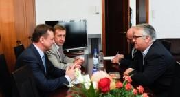 Ambasadorul Ucrainei în România s-a întâlnit cu senatorul Viorel Badea pentru a solicita ajutor din partea României la APCE