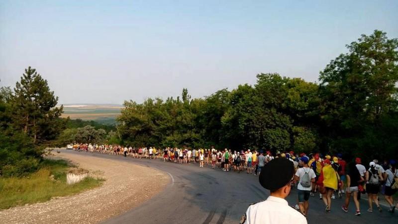 Marșul lui Ștefan cel Mare