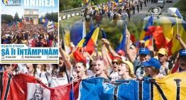 Frați ROMÂNI! Să îi primim cum se cuvine pe tinerii basarabeni care vin să cera UNIREA