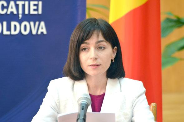 R. Moldova. Maia Sandu este gata să candideze la prezidențiale