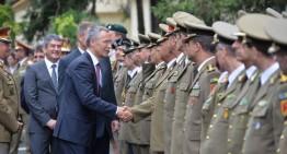 Foto:Vizita în România a Secretarului General NATO, Jens Stoltenberg