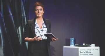 Românca Sorina Rasteanu ar putea schimba radical omenirea cu invenția ei