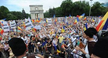 Renașterea unionismului și alegerile parlamentare anticipate în Republica Moldova