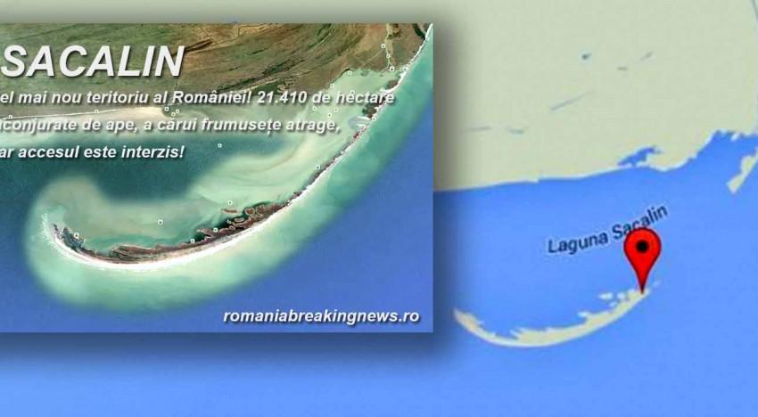 Cel mai nou teritoriu al României! 21.410 de hectare înconjurate de ape, a cărui frumusețe atrage, dar accesul este interzis!