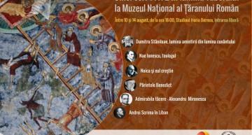 """""""Cinci seri TVR 2 în lumina Taborului"""" – Eveniment cultural de excepție la Muzeul Național al Țăranului Român"""