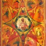Pictură - Mănăstirea Antim