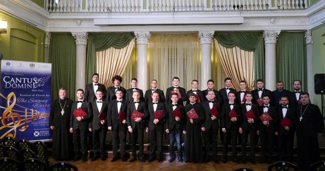 Cantus Domini la Sankt Petersburg, Singing World