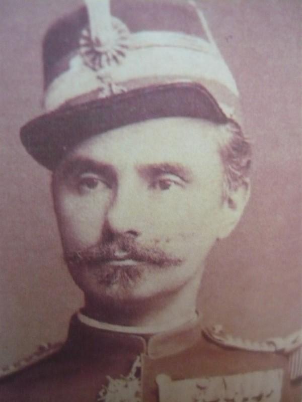 Grigore Cantilli- erou al Razboiului de Independenta -document ext