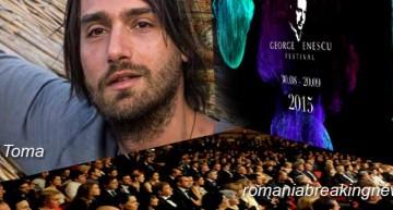 Audio-Video / Sublim talent românesc! Compozitorul  Mihai Toma a umit audiența cu prelucrările moderne ale muzicii lui Enescu