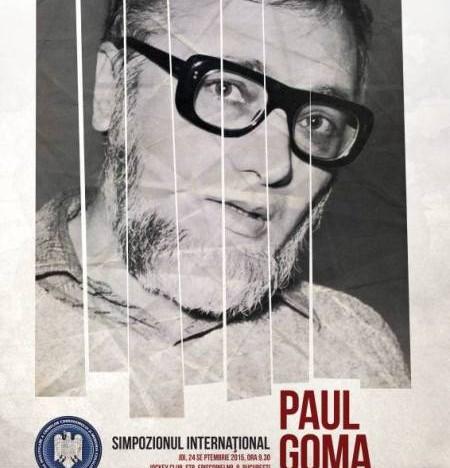 """Simpozionul internațional """"Paul Goma – 80 de ani"""", organizat de IICCMER în luna septembrie"""