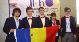 Tinerii români, mereu excepționali! Locul I în Europa și cinci medalii căștigate la Olimpiada Internațională de Fizică