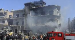 Ambasada rusă din Siria a fost lovită de obuze! Confirmă RIA Novosti, preluata de EFE și un fotoreporter France Presse