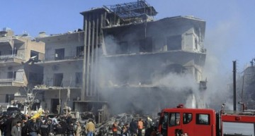 Ambasada rusă din Siria a