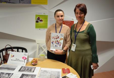 """Mihaela Murgoci (foto dreapta) - Manager de proiect """"Berceni – mai mult decât un cartier"""""""