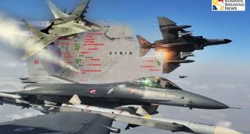 Turcia nu se joacă! A doborât un avion rusesc care a violat spațiul său aerian!