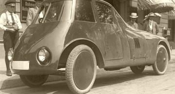 Cum circulau automobilele în România Mare, acum 100 de ani
