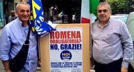 Mobilizare ciudată în Italia, împotriva limbii române (aparent obligatorie)