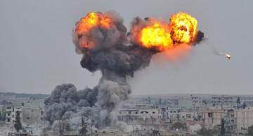 Video/Răspunsul Franței! Fieful ISIL din Al-Raqqah bombardat masiv de Forțele Aeriene Franceze